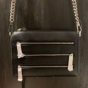 Rebecca Minkoff Mini 5 Zip Crossbody